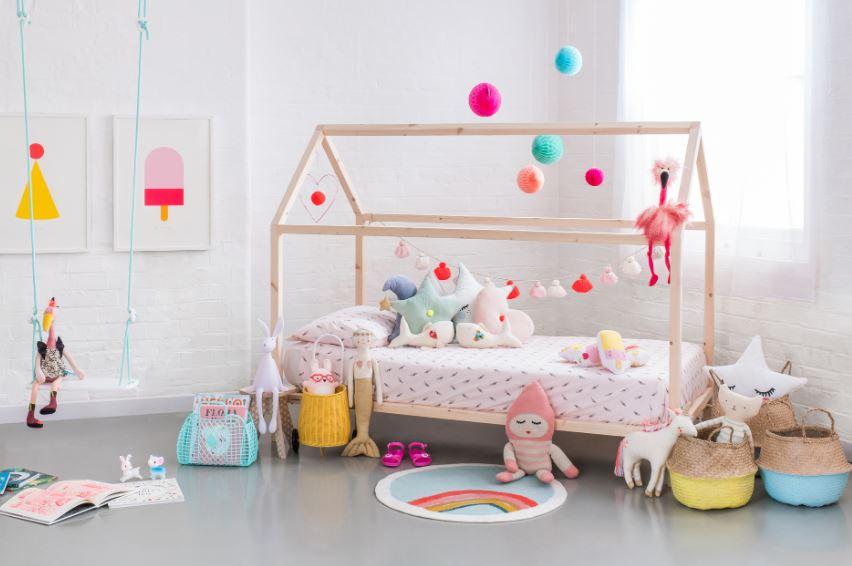 camas originales para niños pequeños
