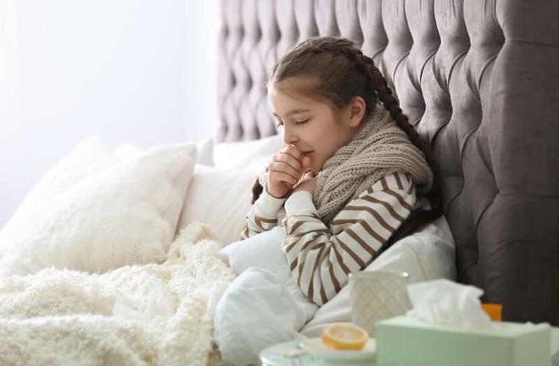 como calmar la tos persistente