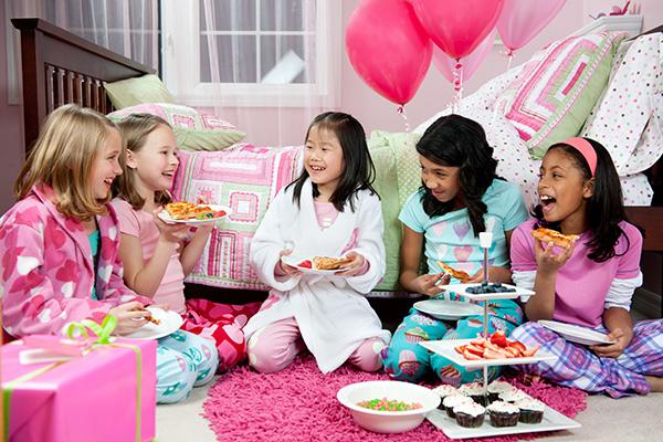 como hacer invitaciones de fiesta de pijamas