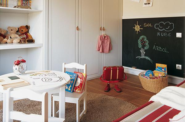 decoración de las paredes niñas