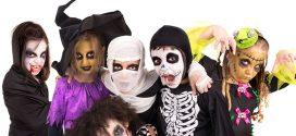 6 disfraces de Halloween caseros para niños (fáciles y originales)