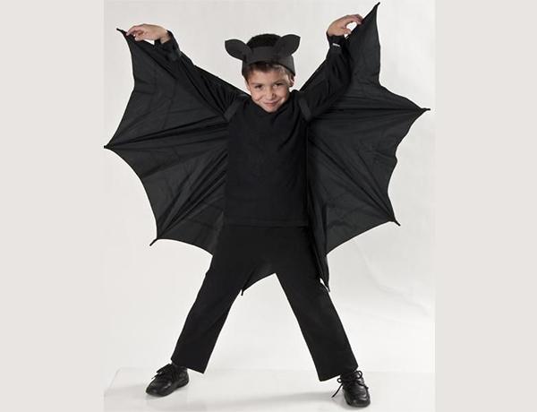 disfraces de halloween para niños hechos en casa