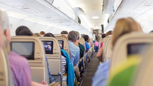 es peligroso viajar embarazada