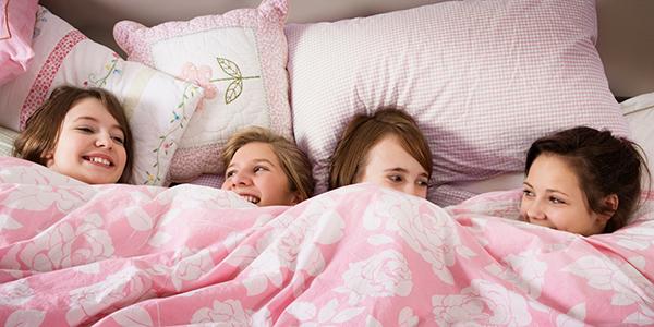 fiesta de pijamas niños
