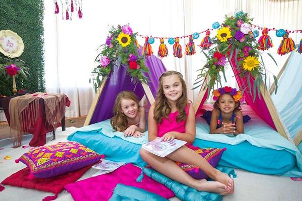 fiesta pijamas niñas