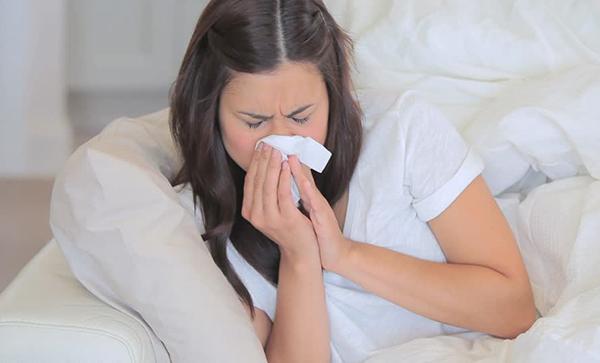 gripe embarazo segundo trimestre