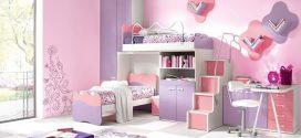 10 ideas para decorar una habitación infantil de niña