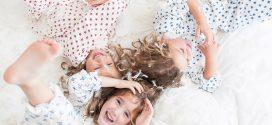 Cómo hacer una fiesta de pijamas para niñas