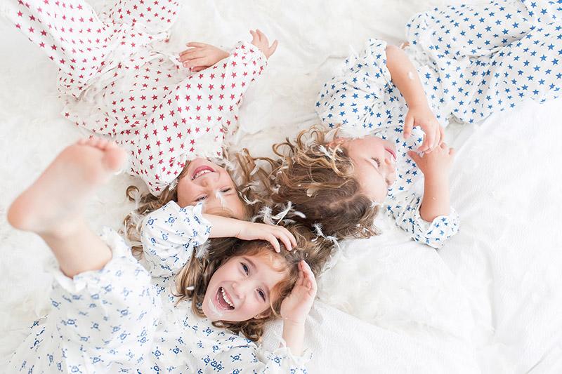 ideas fiesta pijamas para niñas