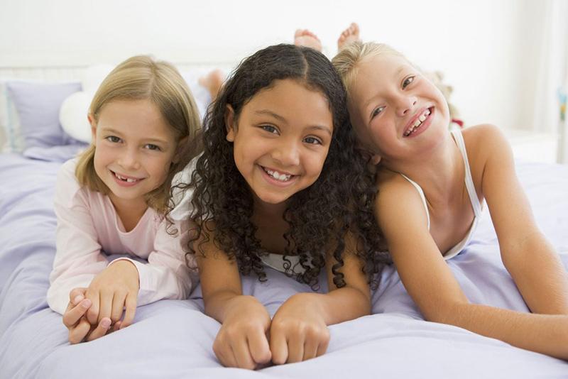 ideas fiesta sleepover niñas