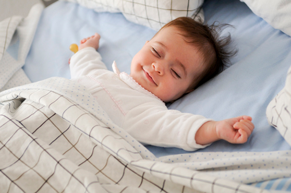 recien nacido duerme mucho