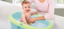 Cómo limpiar la bañera del bebé correctamente