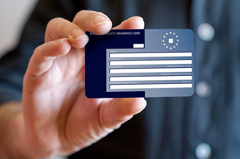 dónde pedir la tarjeta sanitaria europea