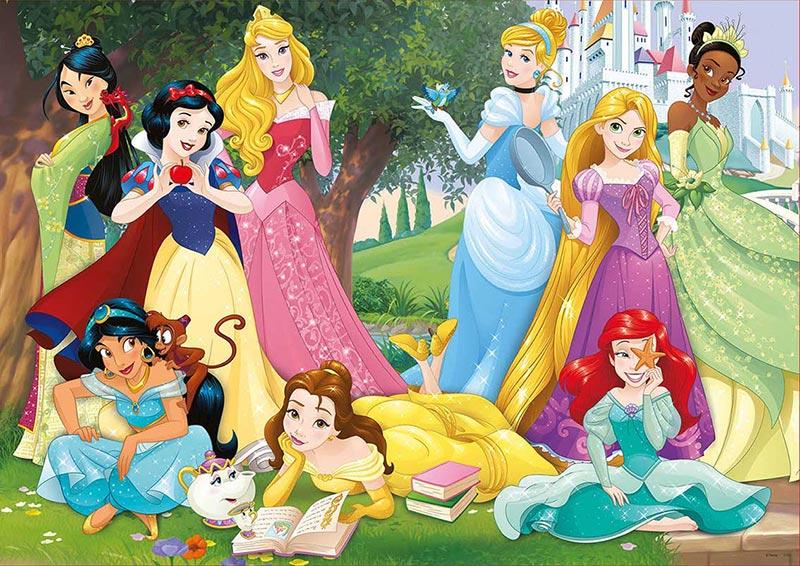 Las 10 Mejores Películas De Princesas Increibles