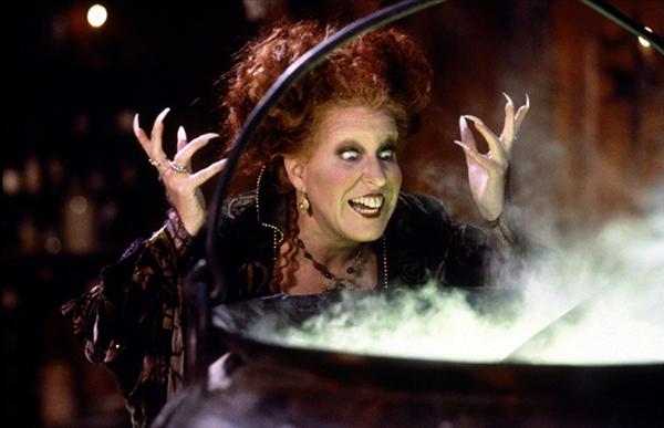 cuentos de terror sobre brujas