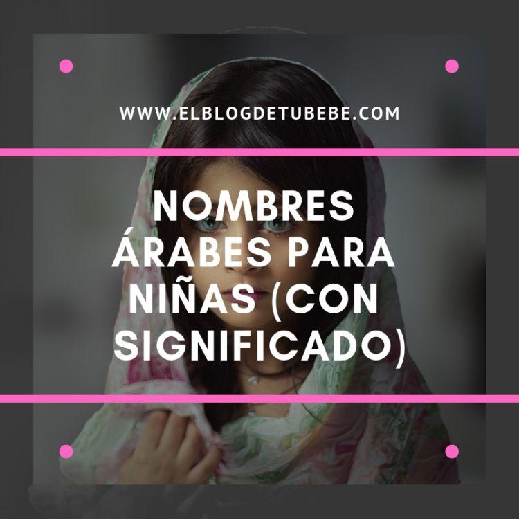 mejores nombres arabes femeninos - el blog de tu bebe