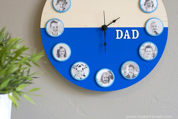 regalo para el dia del padre de un bebe