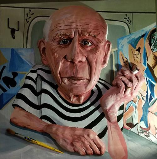 cubismo pablo picasso biografia