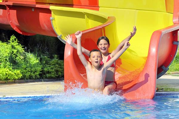 mejores parques acuáticos para niños