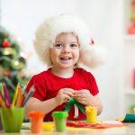 postales de navidad para niños