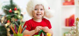 Postales de Navidad originales y fáciles para niños