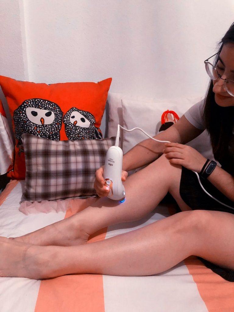 productos depilacion femenina braun silk expert pro 5 - el blog de tu bebe