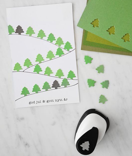tarjetas de navidad niños