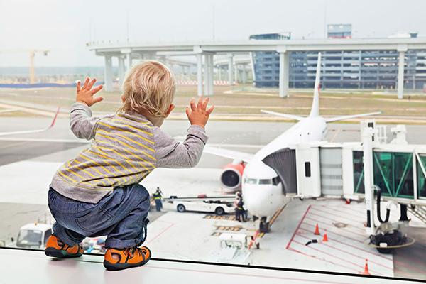 viajar al extranjero con bebes