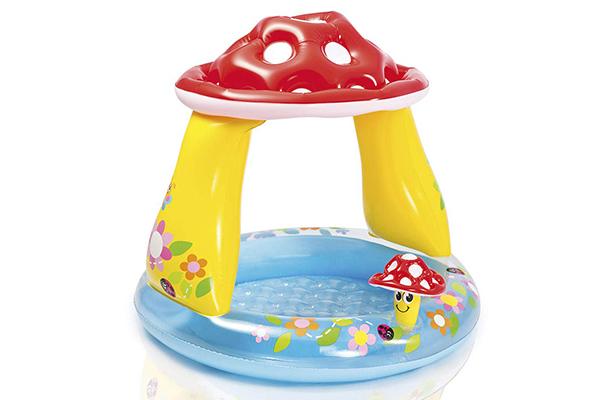 Las 6 mejores piscinas hinchables para beb s gu a for Piscinas infantiles baratas
