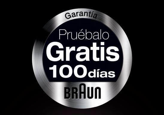 prueba gratis 100 dias braun