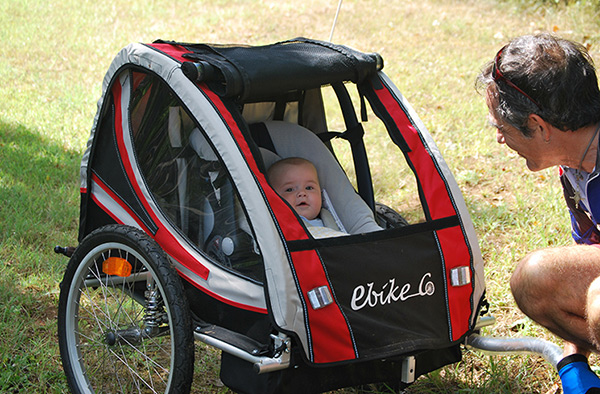 Carro de bebe para correr segunda mano