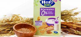 Cereales para bebés sin azúcar; ¡Descubre lo nuevo de Hero Baby!