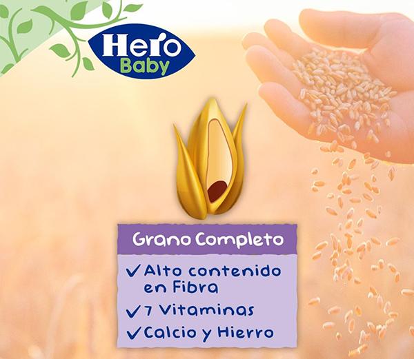 los cereales mas sanos hero baby