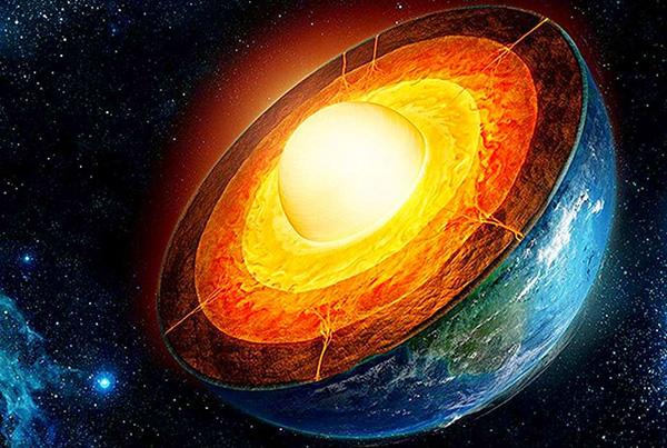 partes de la tierra geosfera
