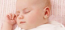 Pendientes para bebés en El Corte Inglés; ¡Rebajas!