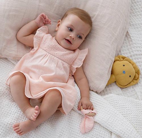 vestidos de bautizo para bebes modernos