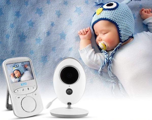 camara vision nocturna para bebes