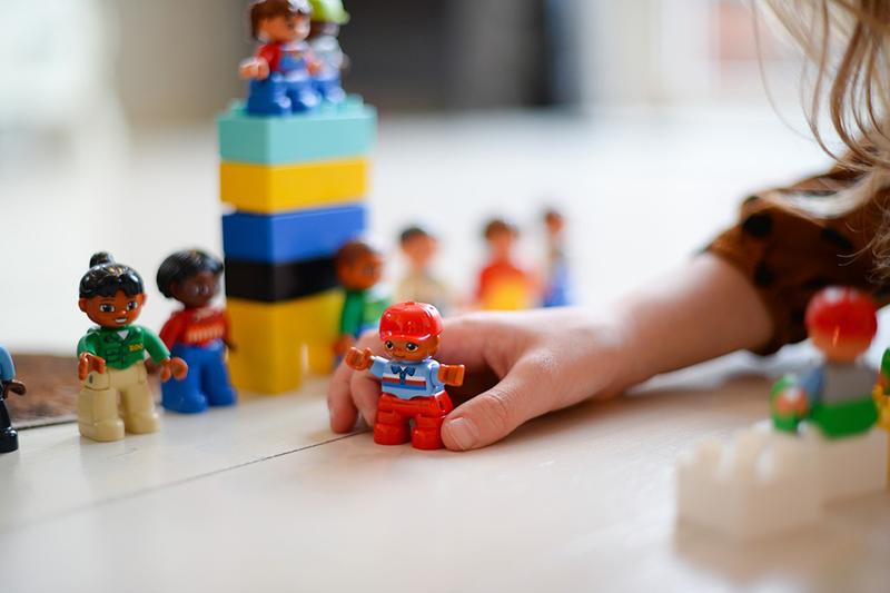 juguetes para el desarrollo de los niños