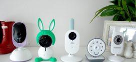 Los 5 mejores vigilabebés con cámara baratos