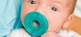 Cómo elegir un chupete para un recién nacido