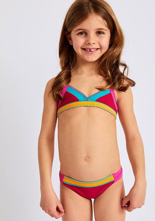 el mejor bañador para niña