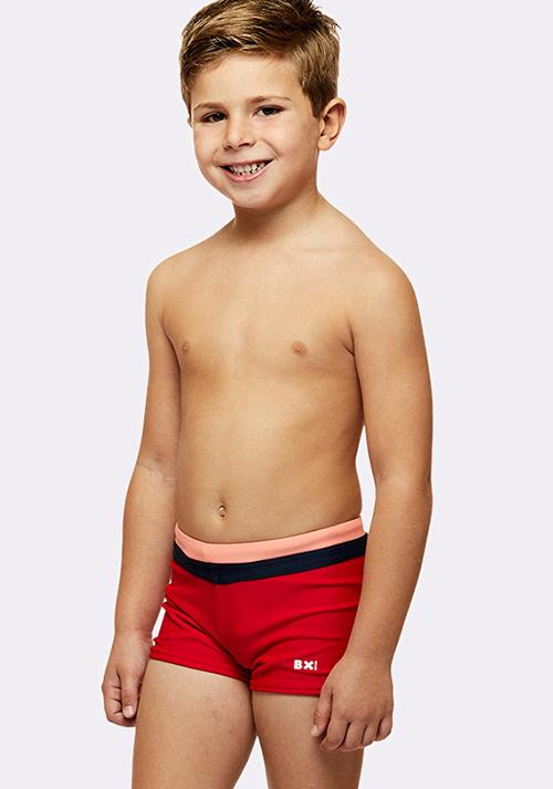tendencias en moda infantil baño