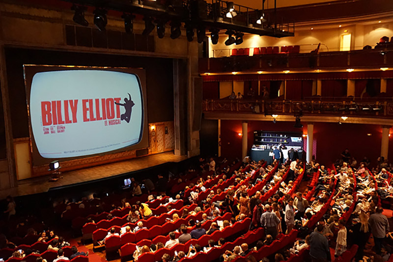 Musical Billy Elliot Madrid