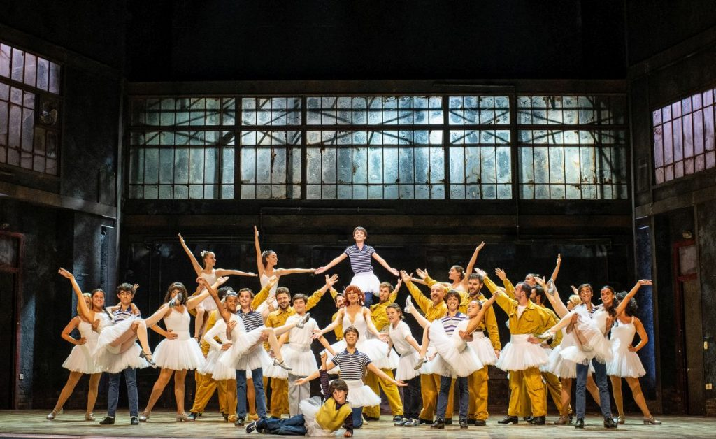 billy elliot musical criticas madrid