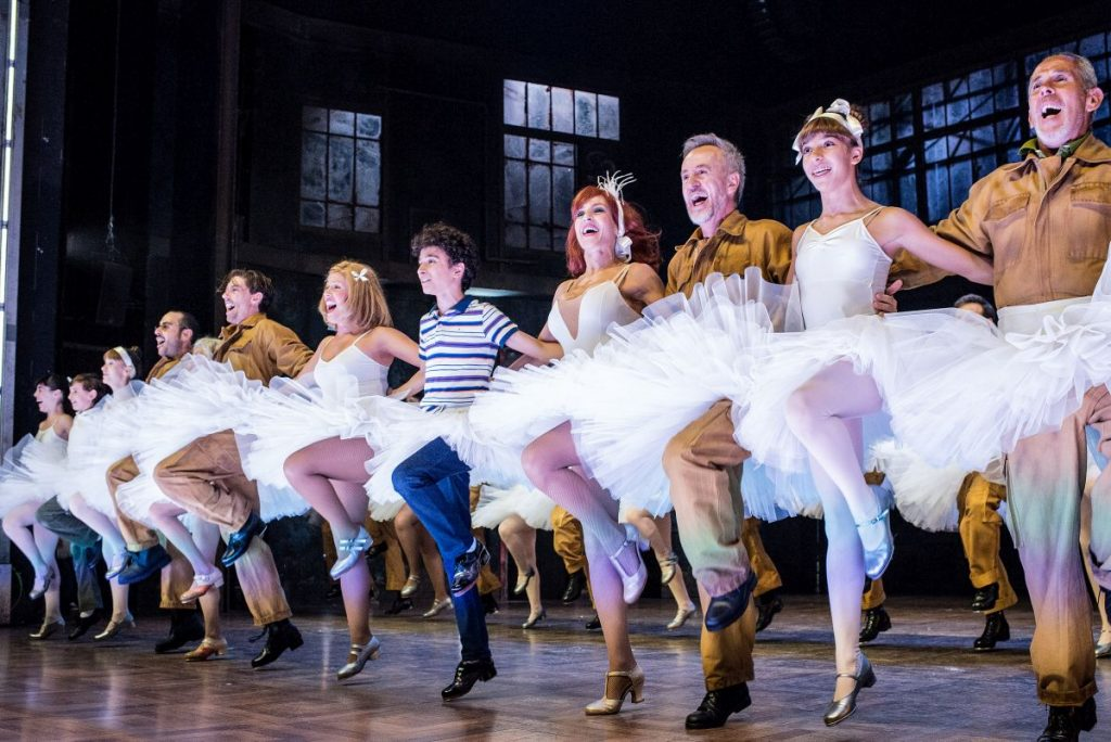 billy elliot musical madrid opiniones