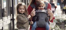 Las 6 mejores mochilas portabebés relación calidad precio