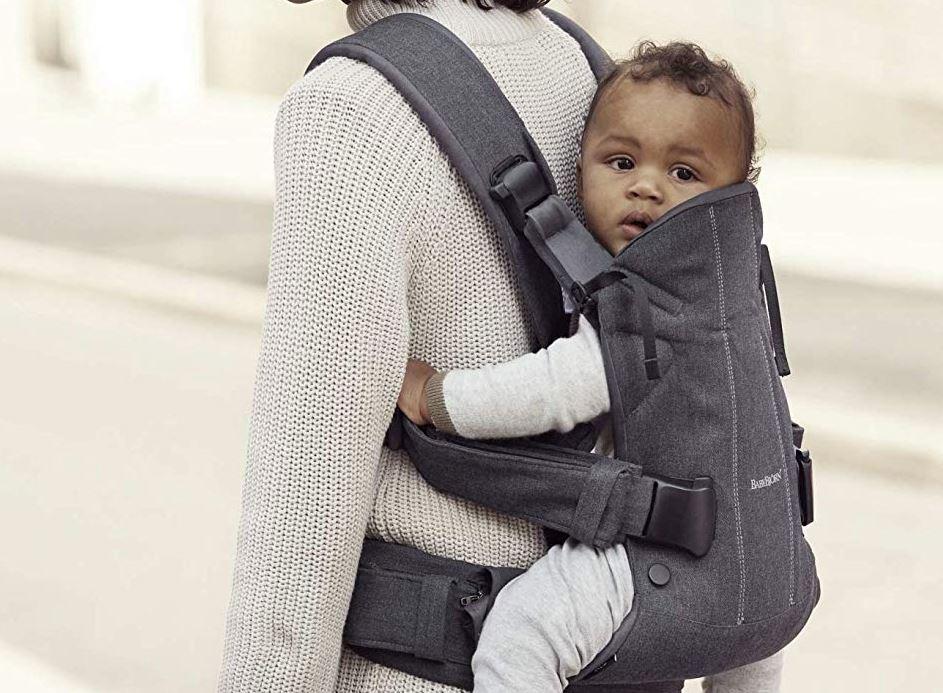 comprar mochila portabebes barata babybjorn