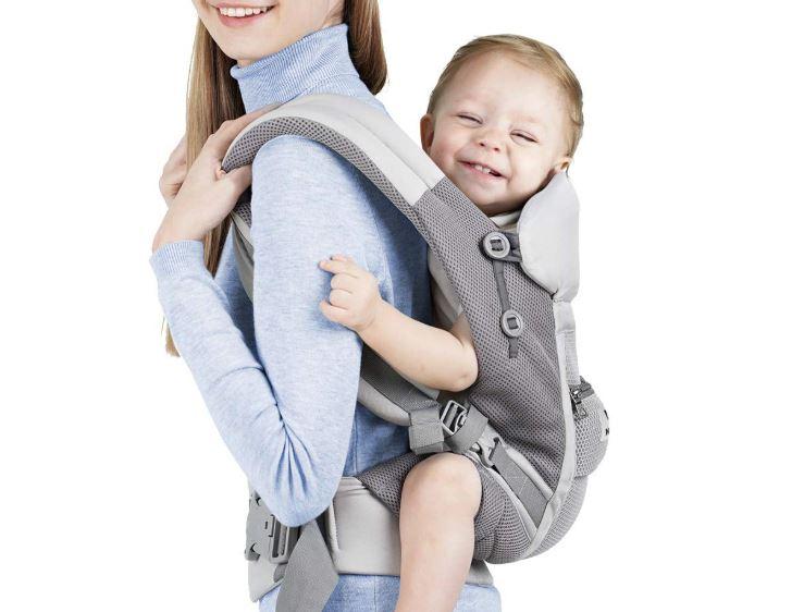 donde comprar mochilas portabebes