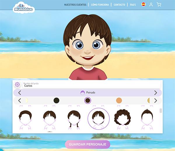 mejores cuentos personalizados para niños