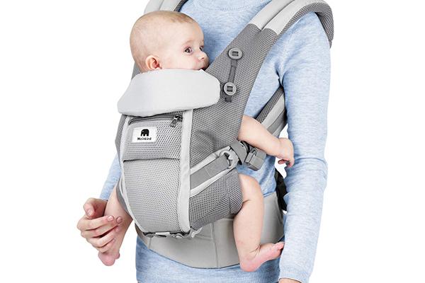 mochila trekking bebe